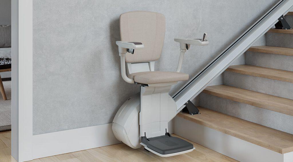 เก้าอี้เลื่อนขึ้นบันได Homeglide