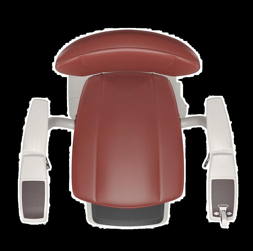 Flow 2 เก้าอี้มีขนาดเล็ก ประหยัดพื้นที่